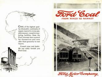 Joseph P. Kennedy's $45 Million Windfall 1922 Pond Creek Coal Trade