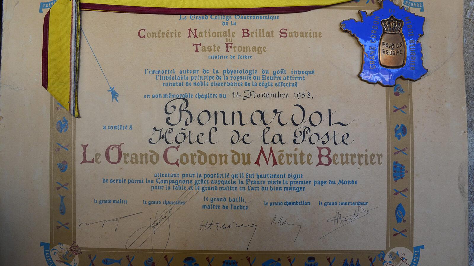 Merite Beurrier