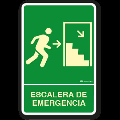 Escalera de Emergencia (Derecha)