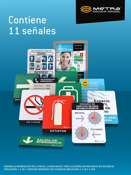 Paquete para consultorios, farmacias y estéticas