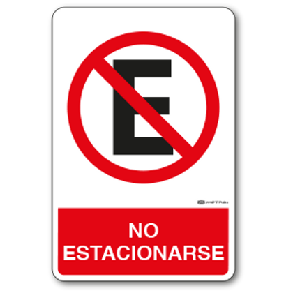 No Estacionarse