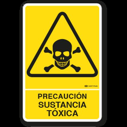 Precaución - Sustancia Tóxica