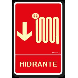 Hidrante (30 x 45 cm.)