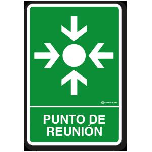 Punto de Reunión (30 x 45 cm.)