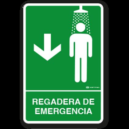Regadera de Emergencia