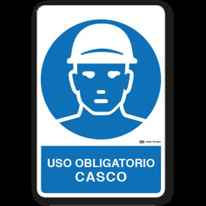 Uso Obligatorio - Casco