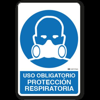 Uso Obligatorio - Protección Respiratoria