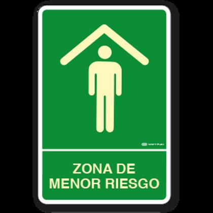 Zona de Menor Riesgo