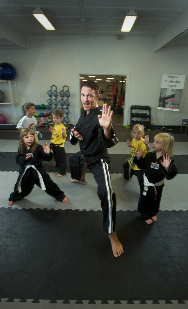 Trial Class Little Ninjas ages 5-6