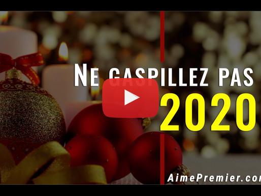 Ne gaspillez pas 2020 🦠🎁