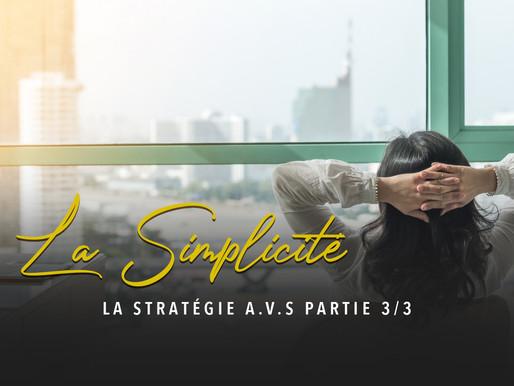 La Simplicité d'une offre - Partie 3/3