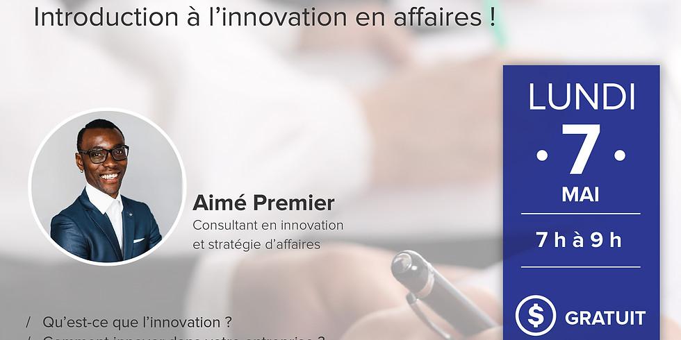 L'innovation en affaires (101)