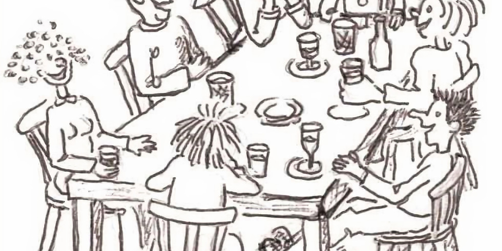 Stammtisch mit Chlousehöck