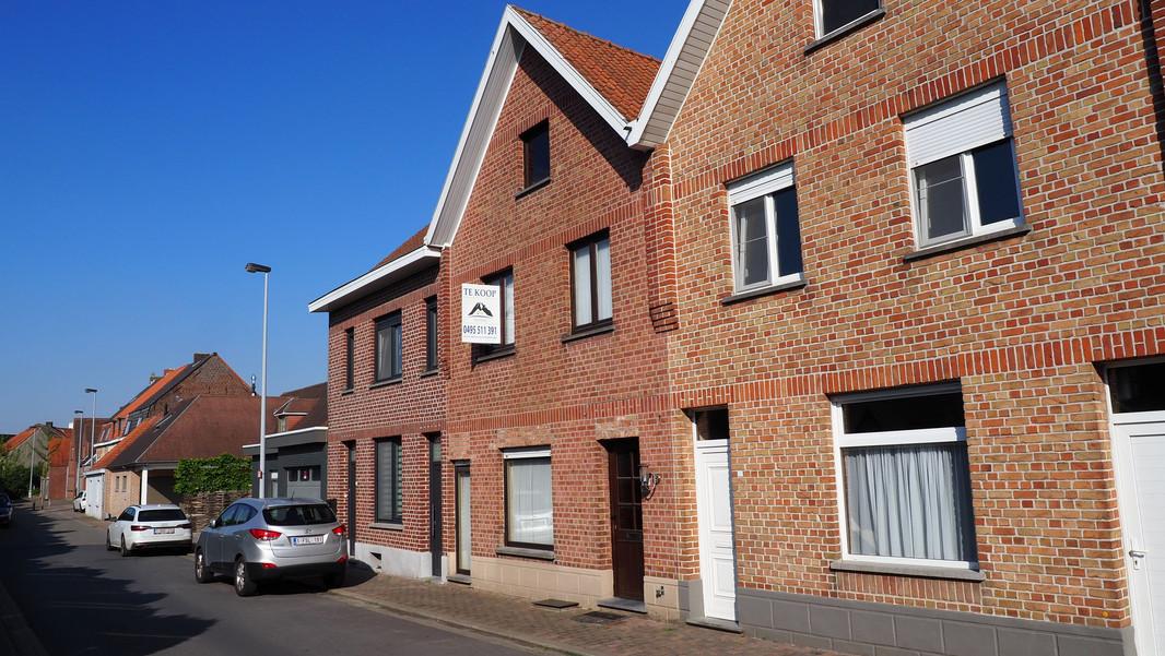 Rijwoning - Kapelstraat 25 - 8531 Hulst