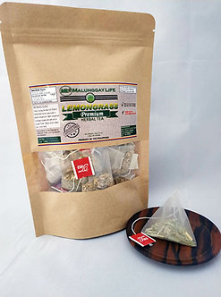 Lemongrass Premium Herbal Tea (1.5g x 30 Tea Bags)
