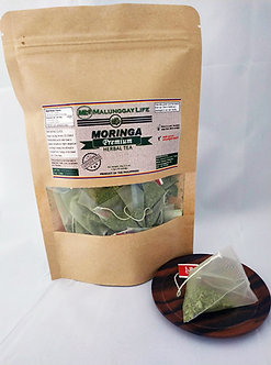 Moringa Premium Herbal Tea (1.5g x 30 Tea Bags)