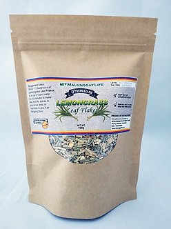 Lemongrass Premium Leaf Flakes 100 grams