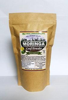 Moringa Leaf Powder (180grams) Zip Pouch