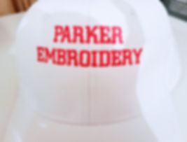 Parker Embroidery   About Us