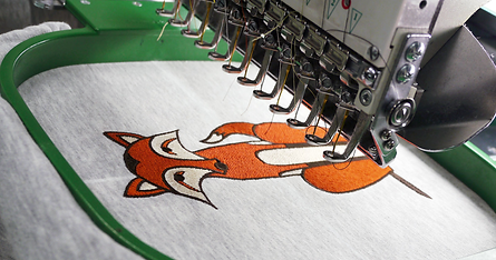 Parker Embroidery | About Us