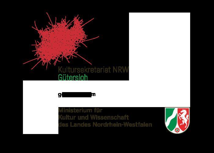 Logo Kultursekretariat NRW Gütersloh