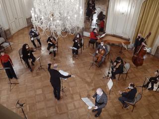 #NEUSTART KULTUR – Singspiel Lindor und Ismene