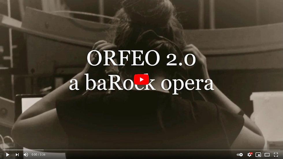 Orfeo 2.0 Vorschau auf → YouTube