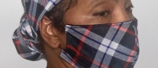 Head Wrap Mask