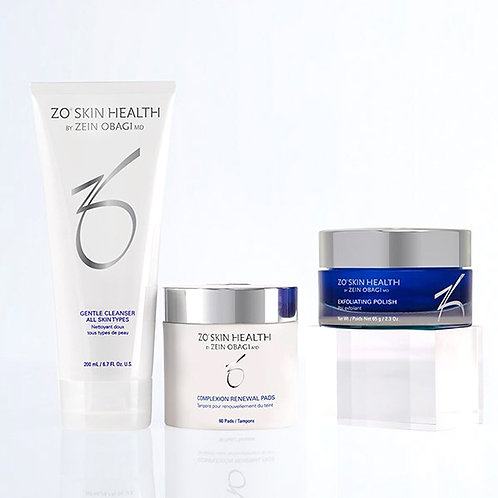 GETTING SKIN READY® | ZO Skin Health