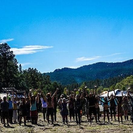 Sacred Circle at Tribal Vision Festival 2015