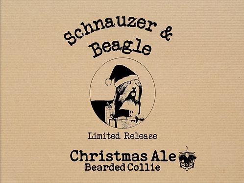 Christmas Ale - Bearded Collie (6x 330ml)