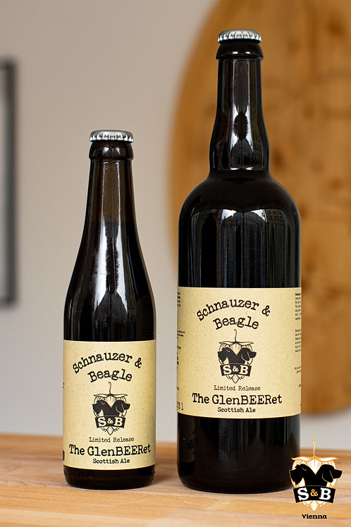 The GlenBEERet - Scottish Ale (3 x 750ml)