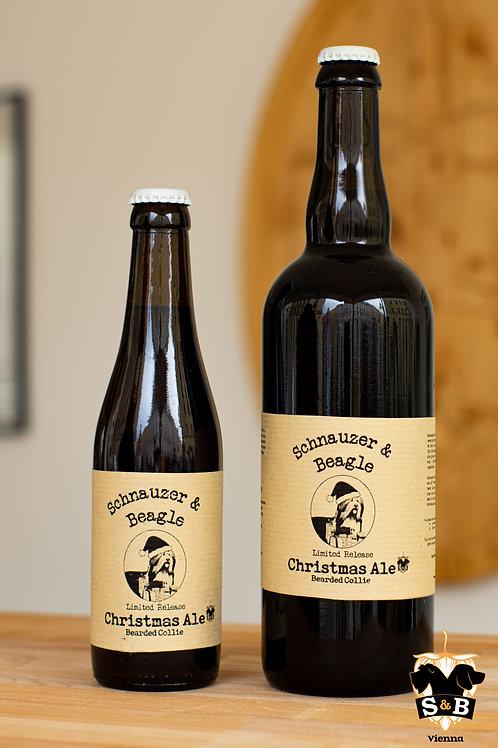 Christmas Ale, Bearded Collie (3x 750ml)