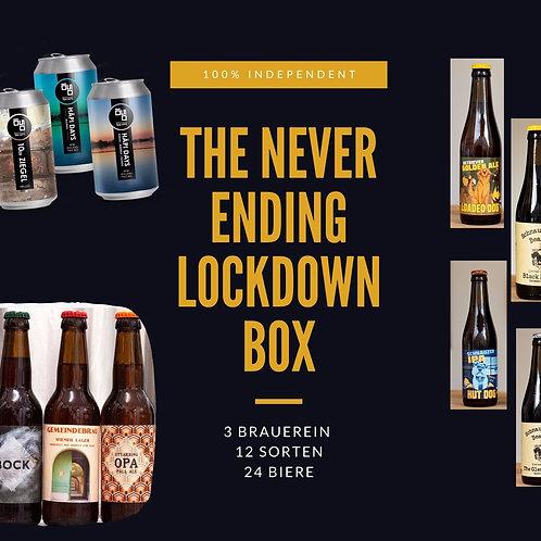 The Never Ending Lockdown Box