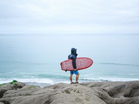 As melhores ondas para surfar neste Outono!