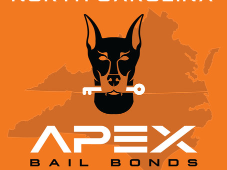 Apex Bail Bonds Now Serving North Carolina & Virginia!