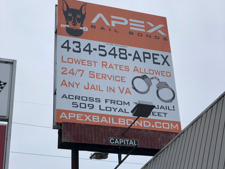 PRESS RELEASE: Apex Bail Bonds Unveils 2019 Billboard Campaign