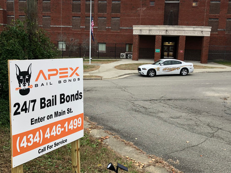 Bail Bonds Service in Clover, VA