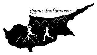 cyprus trail runners logo black white jp