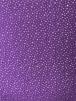 PURPLE FOIL STARS