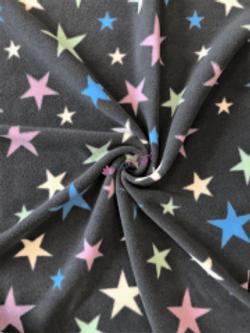 GREY/MULTI STARS
