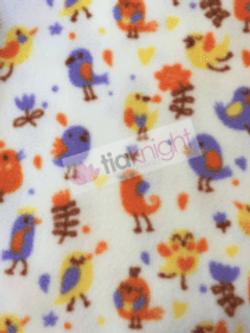 BIRDS IVORY/MULTI