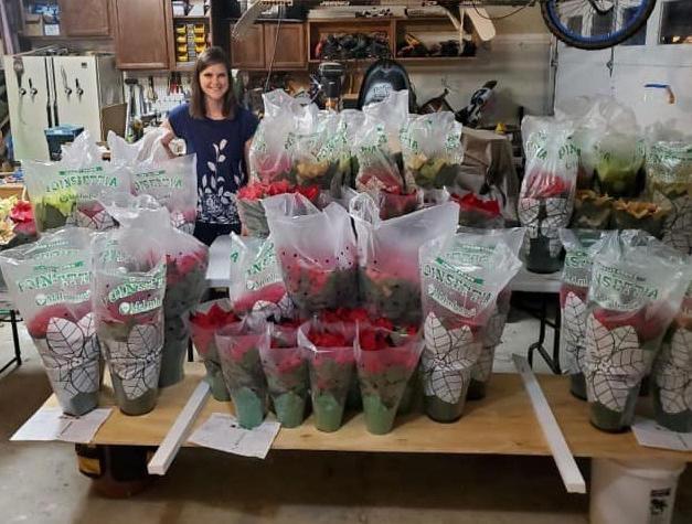 2020 Poinsettia Fundraiser