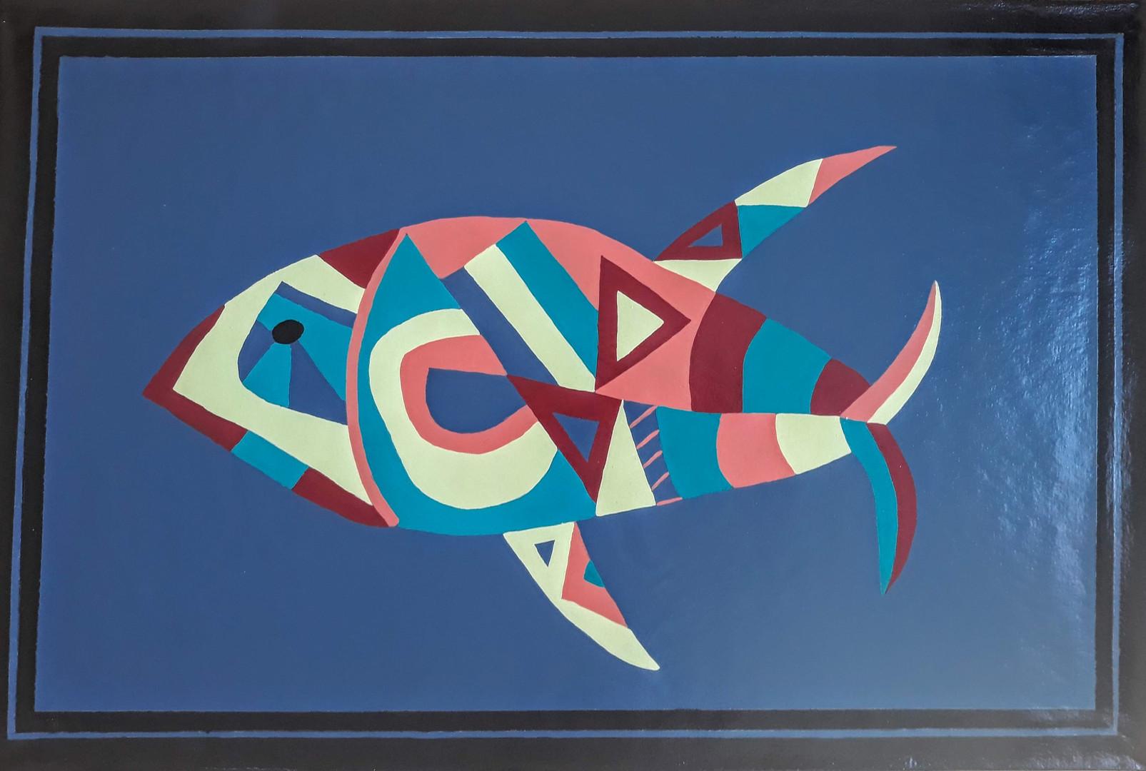 Mosiac Fish