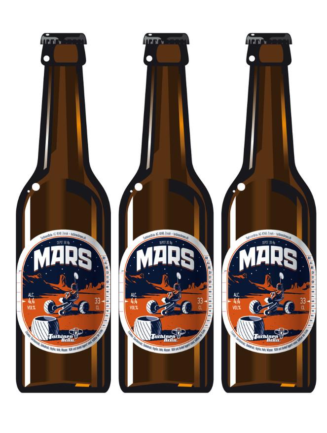 Saisonbier Mars