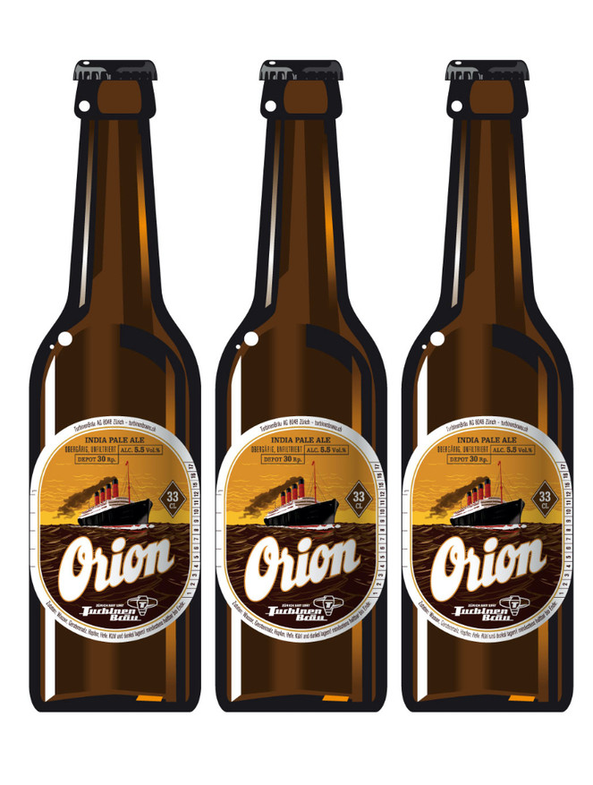 Saisonbier Orion