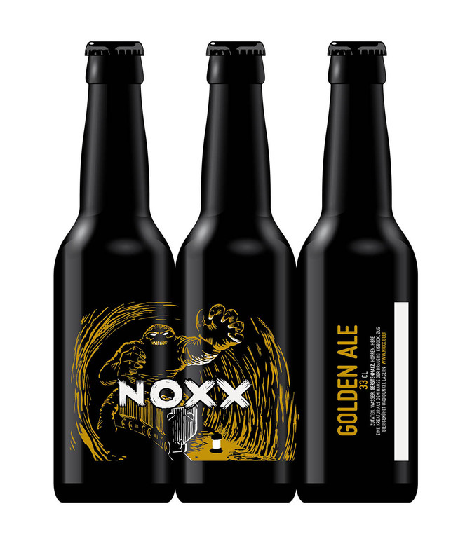 NOXX Golden Ale