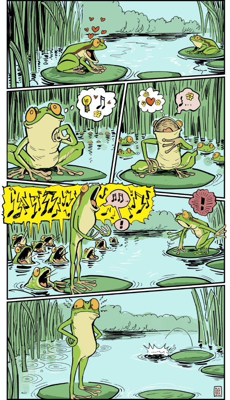Comic WWF