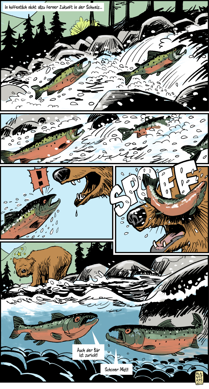 WWF Comic