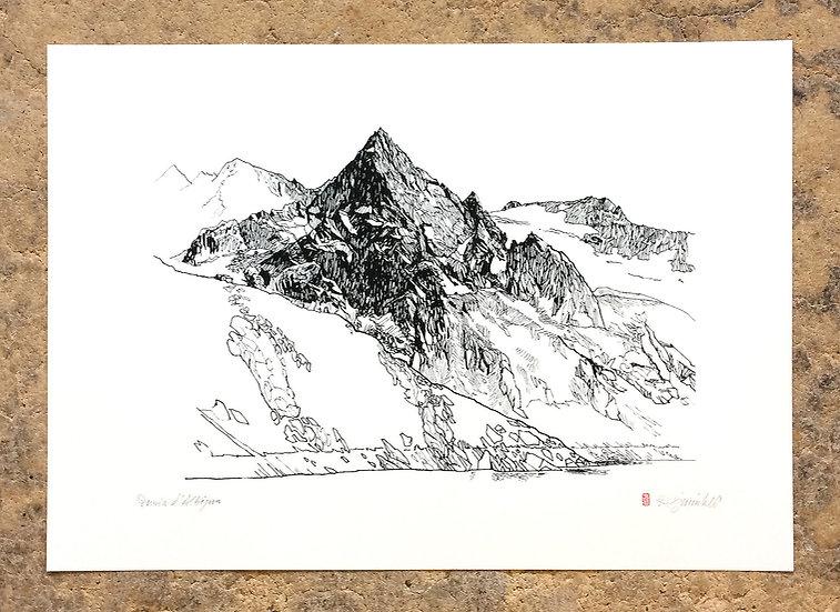 Punta d'Albigna